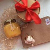 Крем-мед мед-суфле. Фото 1.