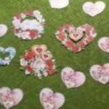 Сердце над столом молодоженов или на капот. Фото 2.