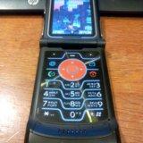 Motorola v3i. Фото 1.