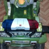 Детская машина на аккумуляторе. Фото 1.