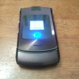 Motorola v3 i бордовый. Фото 2.