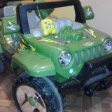 Детская машина на аккумуляторе. Фото 2.