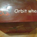 Орбитвил orbitwheel гибридные ролики колеса. Фото 2.