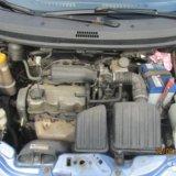 Daewoo matiz 2007г. Фото 2.