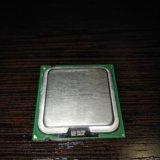 Процессор intel pentium 4 541 malay. Фото 1.