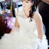 Свадебное платье плюс туфли в подарок. Фото 1.