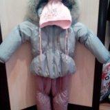 """Зимний костюм на 2-3 г. """"gnk"""" р. 24. Фото 1. Волгоград."""