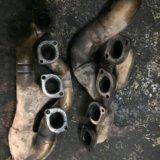 Коллектор. на икс пятый. 2002 г.  4 4. двигатель. Фото 1. Новоивановское.