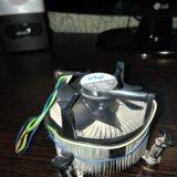 Боксовый куллер процессора intel pentium 4. Фото 2. Истра.