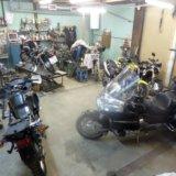 Ремонт мотоциклов. Фото 3.