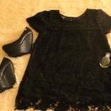 Платье и туфли. Фото 2.