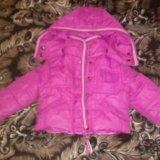 Куртка детская noble people. Фото 1. Луховицы.