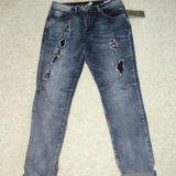 Новые джинсы на 50р. Фото 1.