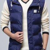 Мужская куртка-жилетка. Фото 1.