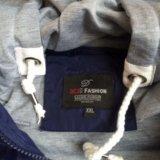 Мужская куртка-жилетка. Фото 4.
