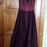 Платье на выпускной на торжество. Фото 2.