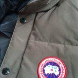 """Мужская куртка-жилетка """"canada goose"""". Фото 3. Владивосток."""
