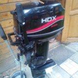 Лодочный мотор hdx t20bm. Фото 3. Мытищи.