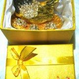 Шкатулка-курочка, отличный новогодний подарок. Фото 4.
