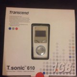 Мр3-плеер transcend t.sonic 610 1 gb. Фото 1.