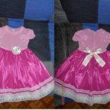 Платье на девочку. Фото 2. Псков.