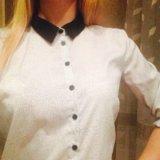 Блузка-рубашка reserved. Фото 3.