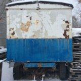 Вагончик-бытовка на шасси 6x3. Фото 4. Москва.