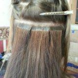 Наращивание волос хабаровск. Фото 1. Хабаровск.