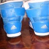 Сапоги adidas. Фото 3. Москва.