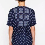 Новая блузка жен. цвет темно-синий. Фото 3. Уфа.