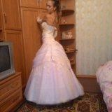 Свадебное платье. Фото 4.