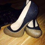 Платье и туфли. Фото 3.