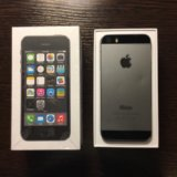 Iphone 5s 16gb space gray. Фото 2.