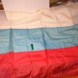 Флаг россии большой. Фото 1.