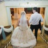 Свадебное платье. Фото 1. Сочи.
