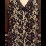 Платье гипюровое. Фото 1.