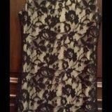 Платье гипюровое. Фото 2.