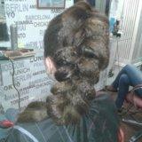 Плетение кос. Фото 1.