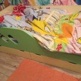 Кровать с ортопедическим матрацам. Фото 2.