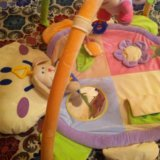 Детский развивающий коврик. Фото 2.