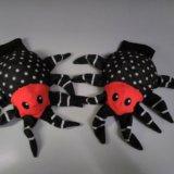 Перчатки-паучки ikea. Фото 1.