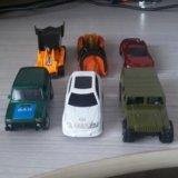 Машинки игрушечные. Фото 2.