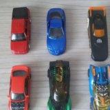 Машинки игрушечные. Фото 1.