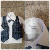 Рубашка+жилет. Фото 1. Шелехов.