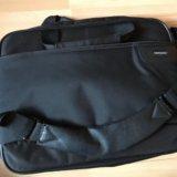 Новая сумка для ноутбука samsonite. Фото 4. Москва.