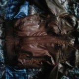 Куртка кожаная. Фото 2. Волгодонск.