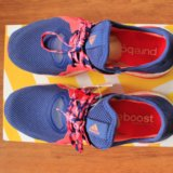 Кроссовки adidas pure boost x. Фото 4.