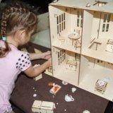 Кукольный домик. Фото 4.