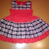 Платье для девочки новое. Фото 1.