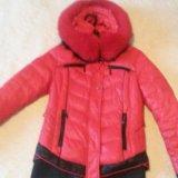 Зимния куртка. Фото 2. Ангарск.